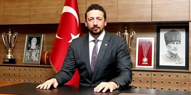 """Hidayet Türkoğlu'ndan """"15 Temmuz"""" mesajı"""