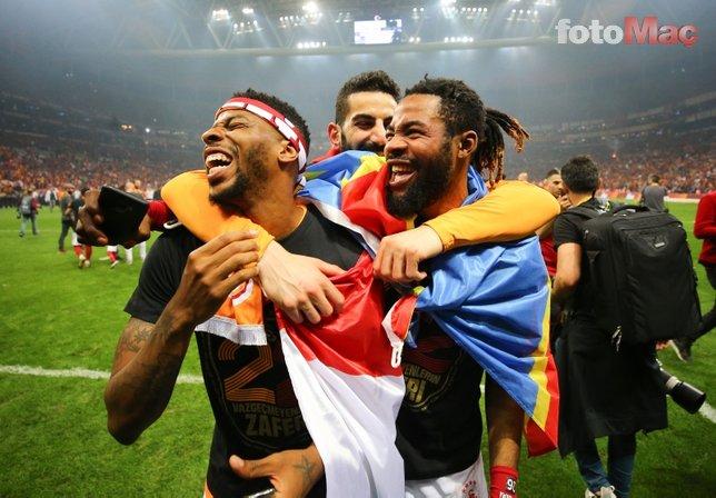 Galatasaray çatır çatır şampiyon oldu
