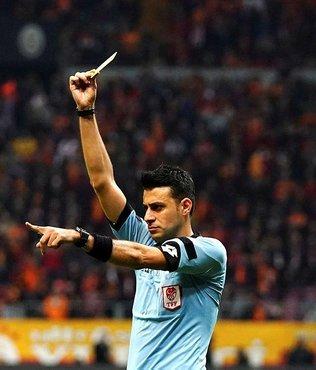 Galatasaray'dan flaş hakem tepkisi!