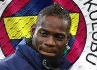 Balotelli resmen duyurdu! Slimani'nin yerine... Fenerbahçe son dakika transfer haberleri...