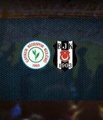 Rizespor-Beşiktaş maçı saat kaçta ve hangi kanalda?