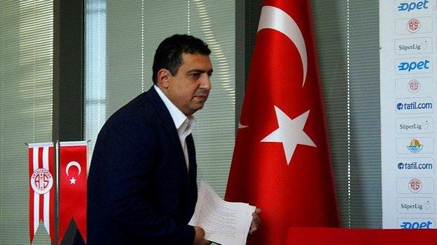 Ali Şafak Öztürk: En fazla Türk oyuncu oynatan kulüplerden biriyiz #