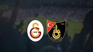 Galatasaray İstanbulspor | CANLI İZLE