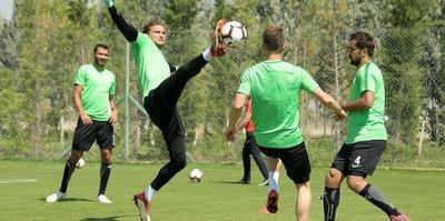 Atiker Konyaspor 3 puana odaklandı