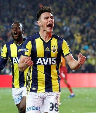 Fenerbahçe'de Eljif Elmas Fiorentina'ya yakın