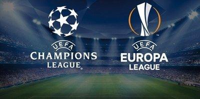 Şampiyonlar Ligi ve UEFA Avrupa Ligi'nde kuralar saat kaçta ne zaman çekilecek? Muhtemel rakipleri, kura heyecanı CANLI takip...