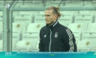 Beşiktaş'ta Loris Karius dönemi bitti