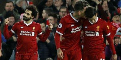 Dev maçın kazananı Liverpool
