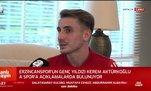 Kerem Aktürkoğlu'ndan Galatasaray sözleri!