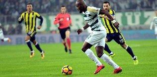 Bursaspor'da Jires Kembo şoku yaşanıyor!