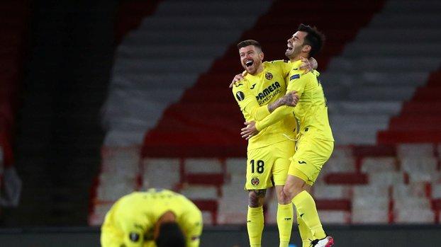 Arsenal Villarreal: 0-0   MAÇ SONUCU ÖZET #