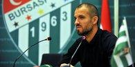 Bursasporda Mustafa Er istifa etti