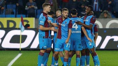 Trabzonspor kupada tur için sahaya çıkıyor