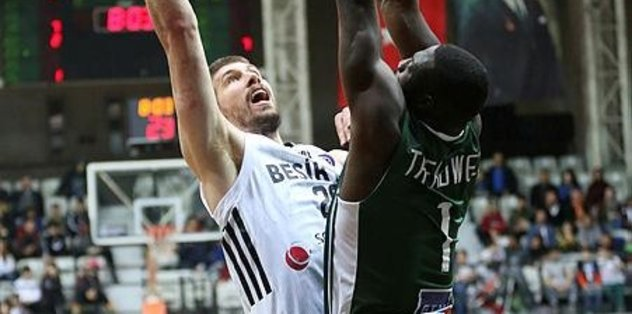Beşiktaş Sompo Japan evinde mağlup