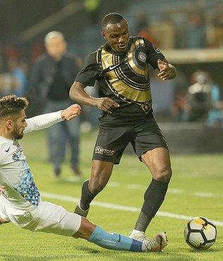 "Umar Aminu: ""Bırakın Trabzonspor'a gideyim"""