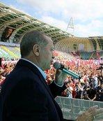 """Cumhurbaşkanı Erdoğan: """"Akhisar bu stadı hak etti"""""""