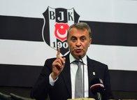 Beşiktaş'ta Fikret Orman'ın transfer karnesi!