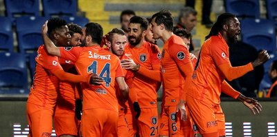 Medipol Başakşehir 1-0 Evkur Yeni Malatyaspor