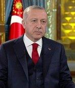 ''Cumhurbaşkanımızı tebrik ediyorum''