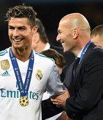 Basın toplantısıyla açıkladı: Real Madrid'le yollar ayrıldı!