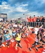 Vodafone 12. İstanbul Yarı Maratonubugün koşulacak