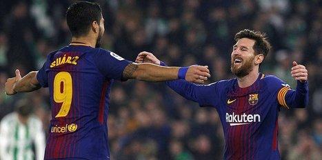 Barcelona zirvede rahat