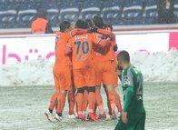 Medipol Başakşehir - Bursaspor maçından kareler...