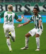 İşte Bursaspor'un ilk yarı karnesi