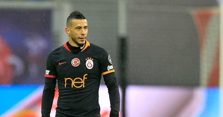 Galatasaray'da Belhanda'nın alternatifi Oussama Tannane!