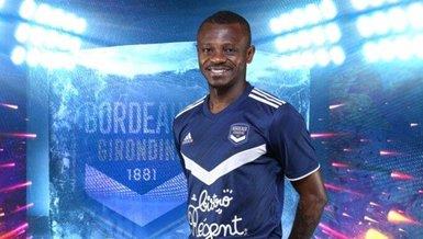 Galatasaray'ın listesindeki Jean-Michael Seri Bordeaux'ya transfer oldu!