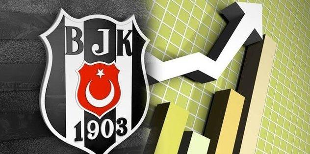 En değerlilerde Beşiktaş da var