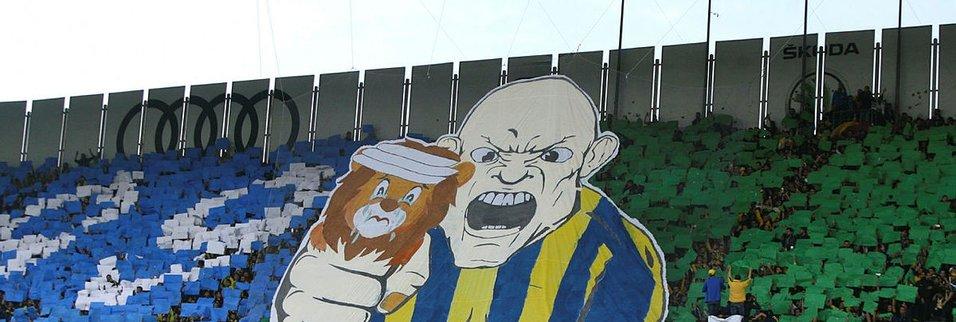 Kadıköy'de 'Kaderinden kaçamazsın' kareografisi
