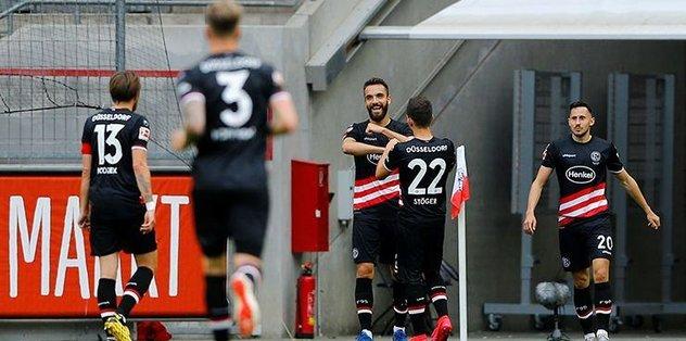 MAÇ SONUCU | Köln 2-2 Fortuna Düsseldorf - Almanya Bundesliga -