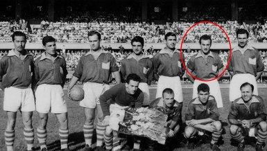 Türkiye Futbol Federasyonu eski milli futbolcu Garbis İstanbulluoğlu'nu andı