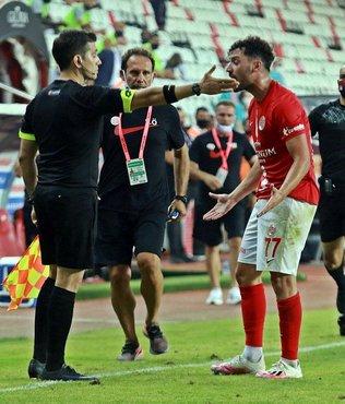 Antalyaspor'dan Başakşehir'e 'fair-play' tepkisi!