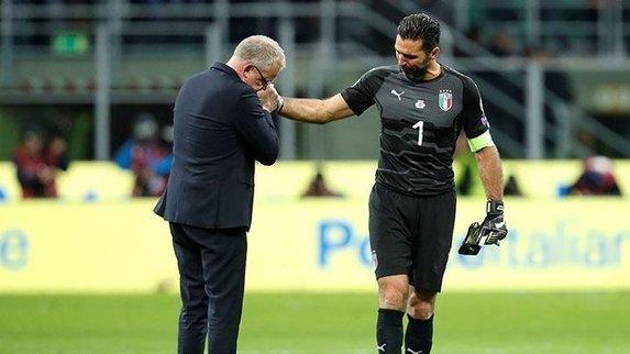 Buffon ağladı Arda gündem oldu