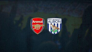 Arsenal - West Bromwich maçı ne zaman, saat kaçta ve hangi kanalda canlı yayınlanacak?   İngiltere Premier Lig