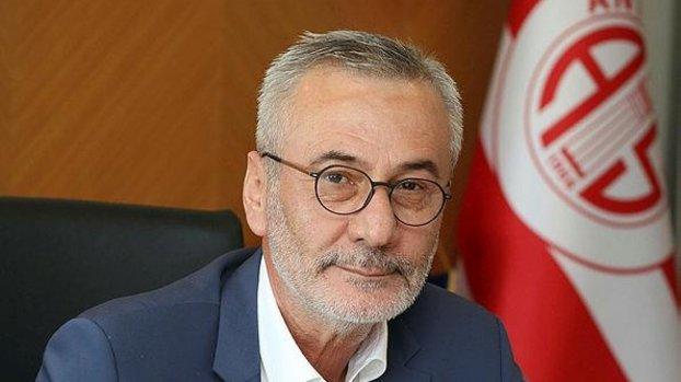 Antalyaspor Kulübü Başkanı Mustafa Yılmaz'dan Fenerbahçe maçı açıklaması #