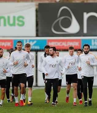 G.Saray, Yeni Malatyaspor'a hazır!