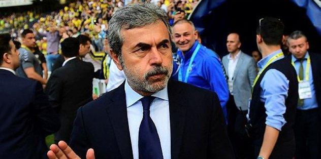 "Aykut Kocaman: ""Hakkım helal olsun"""