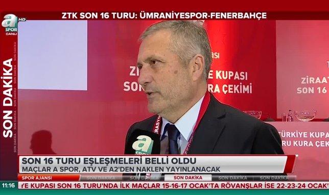 Volkan Ballı'dan Ümraniyespor yorumu!