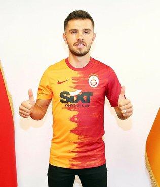 Son dakika: Emre Kılınç resmen Galatasaray'da!