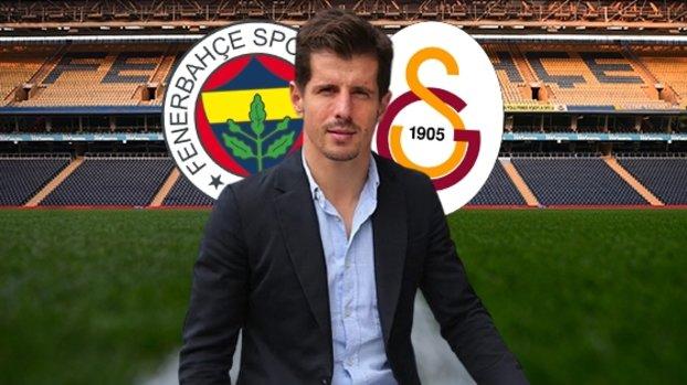 Son dakika spor haberleri: Galatasaraylı yıldıza Fenerbahçe kancası! Emre Belözoğlu transferde devrede #