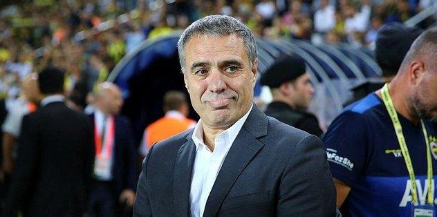 Fenerbahçe'de Ersun Yanal'ın sistem değişikliği yapması bekleniyor