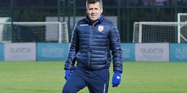 """""""Süper Lig'de daha büyük ses getiririz"""""""
