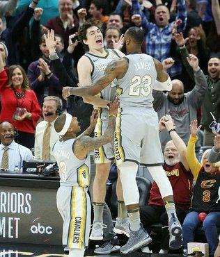 Cavaliers'ı Lebron ile Cedi taşıdı