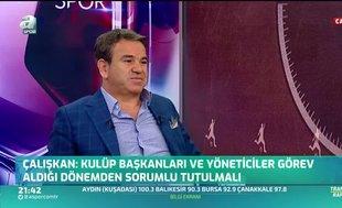 Ceylan Çalışkan: Abramovich Galatasaray'ı alsaydı Avrupa'da başarılar kazanılırdı