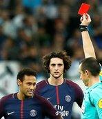 Neymar'a 2 maç ceza