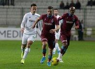 Konyaspor - Trabzonspor maçından kareler...