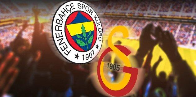 Fenerbahçe - Galatasaray derbilerine kazınan sözler...